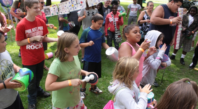 Call For Volunteers: Garden of Fire Festival, August 14